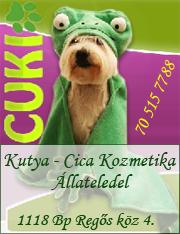Cuki Kutyakozmetika